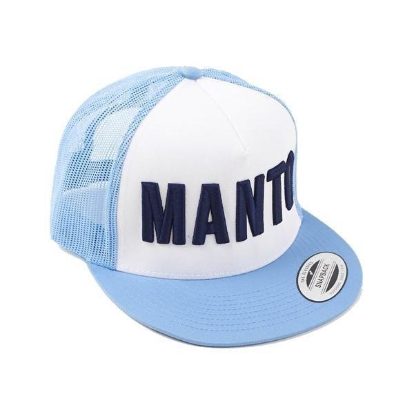 Бейсболка Manto Eazy blue