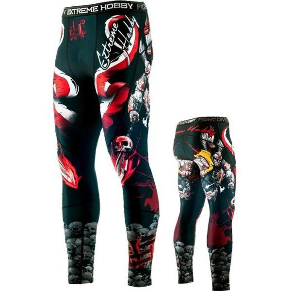 Компрессионные штаны Extreme Hobby Husar