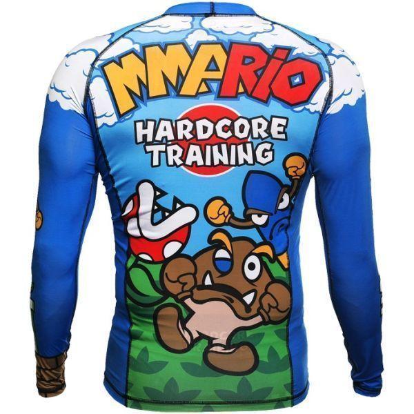 Рашгард Hardcore Training MMArio