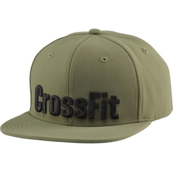 Бейсболка Reebok CrossFit green