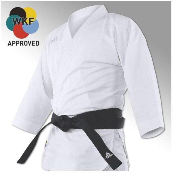 Кимоно для каратэ Adidas Adizero WKF белое