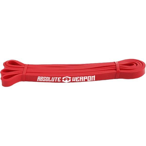 Красная резиновая петля Absolute Weapon (до 15 кг), 13мм