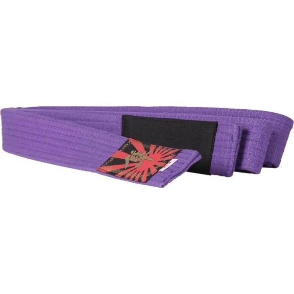 Пояс для кимоно БЖЖ Hayabusa Pro Purple