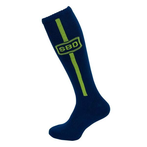Гольфы для тяги SBD Deadlift Socks (летняя серия) - черный/желтый