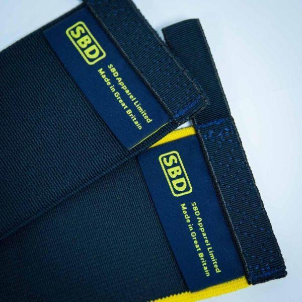 Жесткие кистевые бинты SBD Wrist Wraps Stiff - 2 шт. (летняя серия)