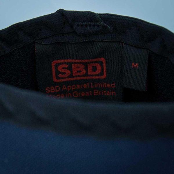 Налокотники SBD Elbow Sleeves - 2 шт. (летняя серия) - черный/желтый