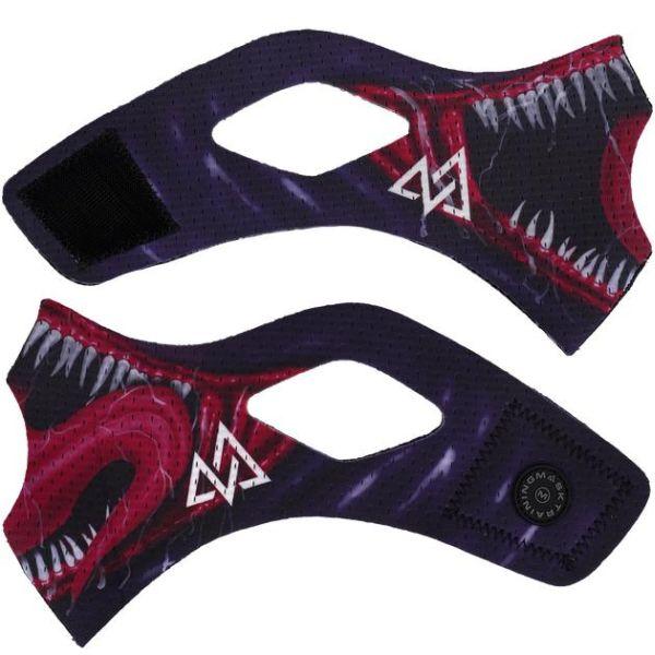 Чехол для тренировочной маски Elevation Training Mask 3.0 Venomous