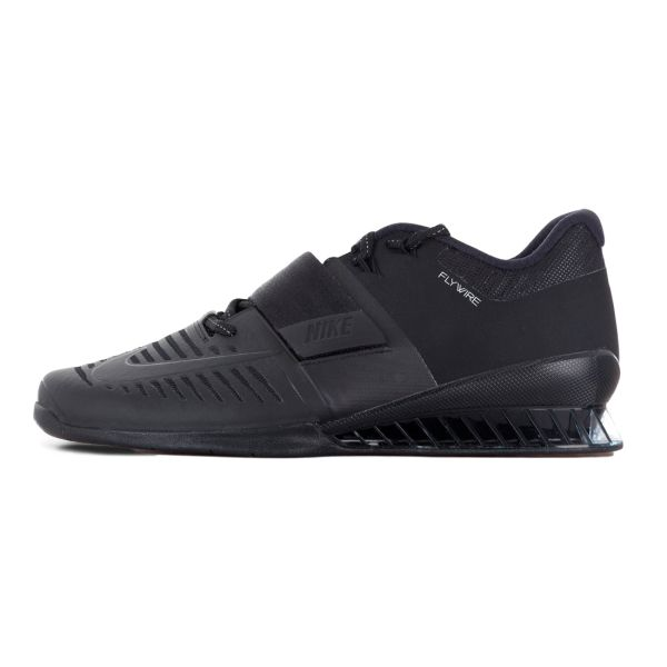 Штангетки Nike Romaleos 3 - Black / Black-Black-Hyper Crimson
