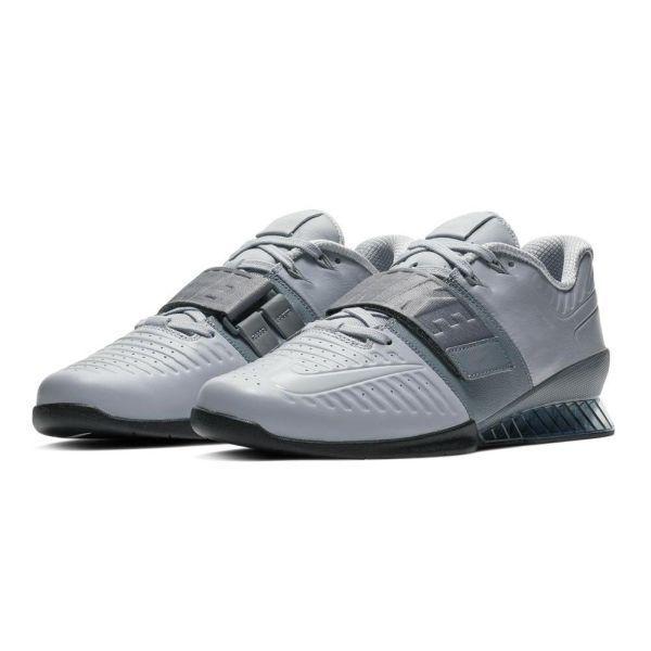 Штангетки Nike Romaleos 3 XD - Wolf Gray/Black/Cool Gray