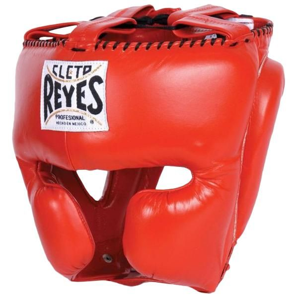 Тренировочный боксерский шлем Cleto Reyes