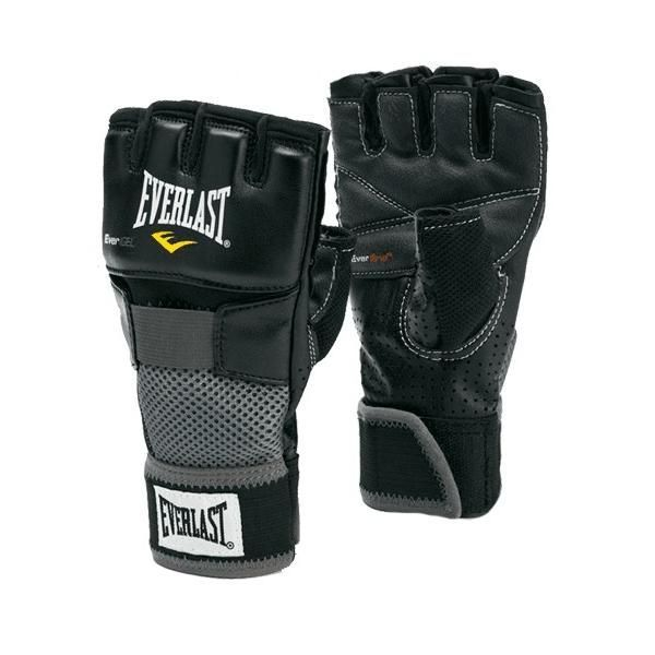 Перчатки для фитнеса гелевые Everlast Evergel Weight Lifting M