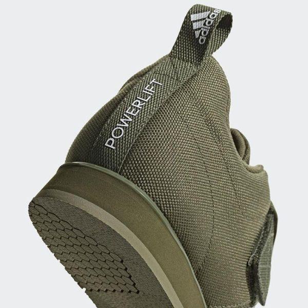 Штангетки Adidas Powerlift 4 - raw khaki / ftwr white / raw khaki