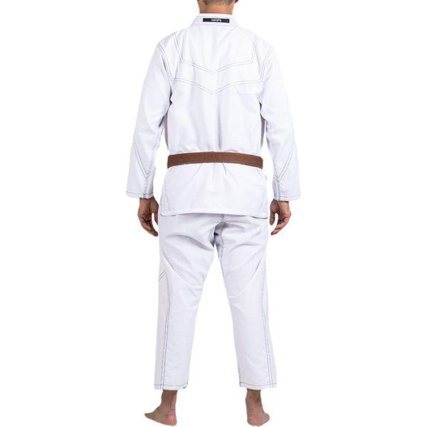 Кимоно (ги) для БЖЖ Gr1ps Leo Cor - белый