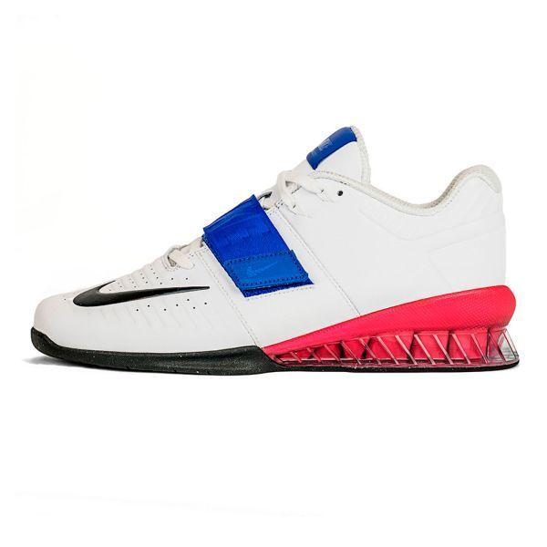 Штангетки Nike Romaleos 3 XD - White/Racer Blue/Ember