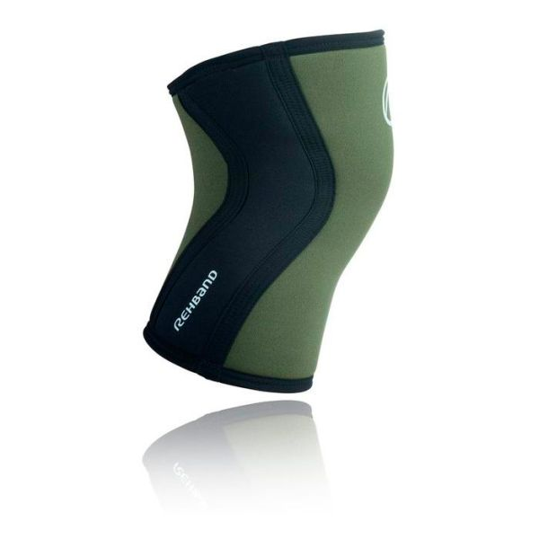 Наколенники Rehband 77512 Rx Green 5 мм - 2 шт.