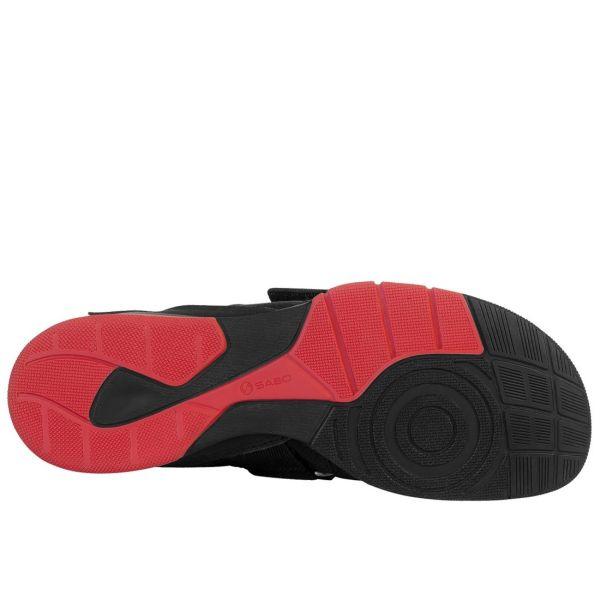 Обувь для становой тяги SABO Дэдлифт ПРО (Deadlift Pro) - черный