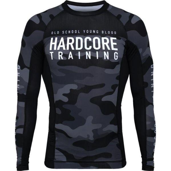 Рашгард Hardcore Training Night Camo 2.0