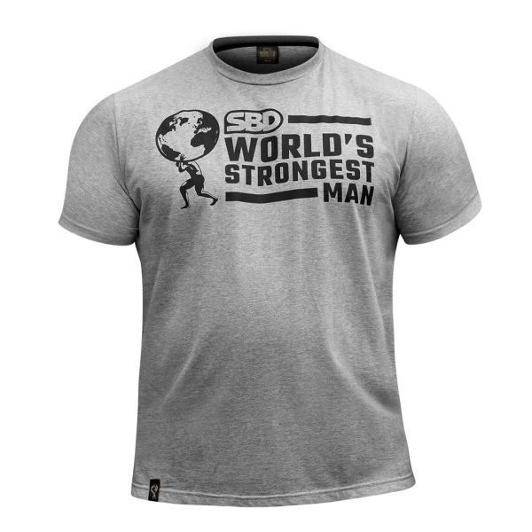 Футболка SBD Worlds Strongest Man