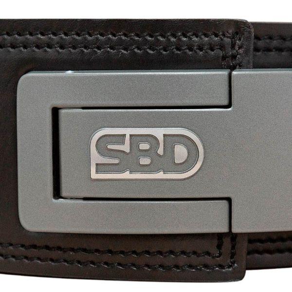 Пояс для пауэрлифтинга с карабином 10 см SBD (модель 2020 года)