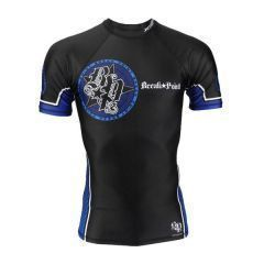 Рашгард Break Point Elite black - blue