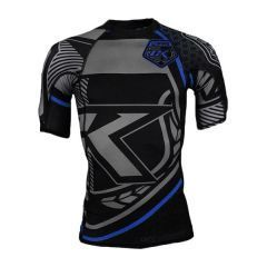 Рашгард Contract Killer black - blue