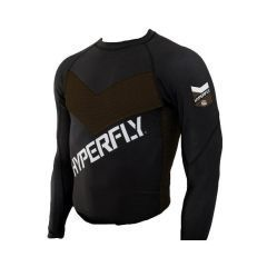 Рашгард Do Or Die Hyperfly long black - brown