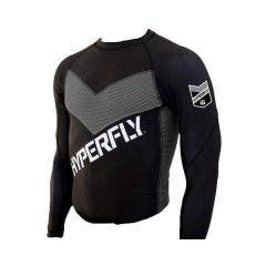 Рашгард Do Or Die Hyperfly long black - gray