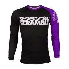 Рашгард Scramble BJJ Ranked purple