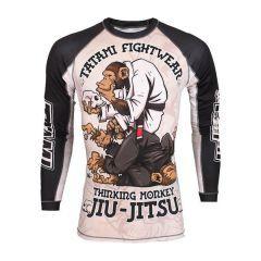 Рашгард Tatami Thinker Jiu Jitsu Monkey