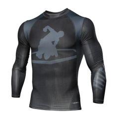 Рашгард Title MMA Endurance black - gray