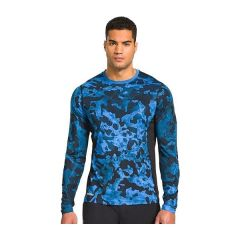 Рашгард Under Armour HeatGear Sonic blue