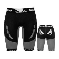 Компрессионные шорты Bad Boy Sphere black - gray