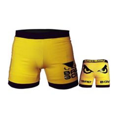 Валетудо-шорты Bad Boy Vale Tudo Shorts yellow