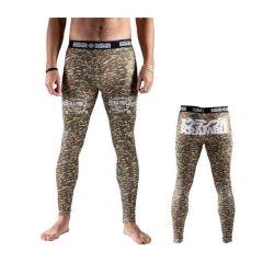 Компрессионные штаны Scramble Tigerstripe