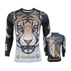 Рашгард Meerkatsu Midnight Tiger