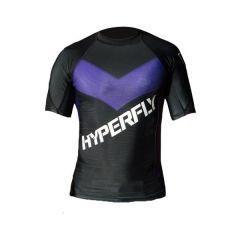 Рашгард Do Or Die Hyperfly black - purple