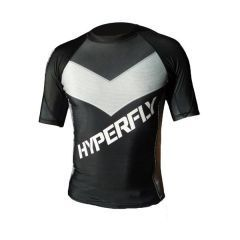 Рашгард Do Or Die Hyperfly black - white