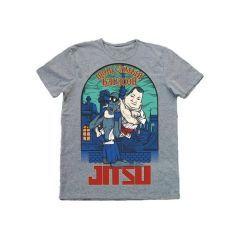 Футболка Jitsu Карлсон