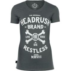 Женская футболка Headrush Restless