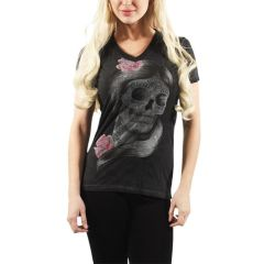 Женская футболка Headrush Nina