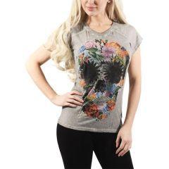 Женская футболка Headrush Jane