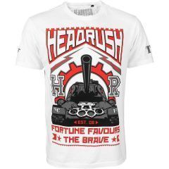 Футболка Headrush Alexander Volkov white