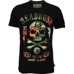 Футболка Headrush 13 Camo Skull