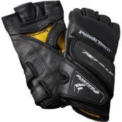 МMA перчатки PunchTown Tenebrae black