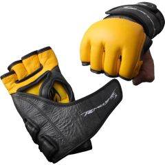 МMA перчатки PunchTown Tenebrae yellow