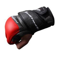 МMA перчатки PunchTown Tenebrae red