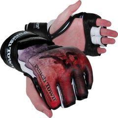 МMA перчатки PunchTown KARPAL eX TAT2 Kanji