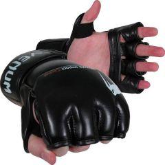 МMA перчатки Venum Impact Skintex black