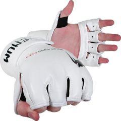 МMA перчатки Venum Impact Skintex white