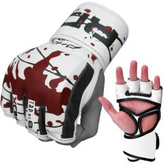МMA перчатки RDX Gloves Blood